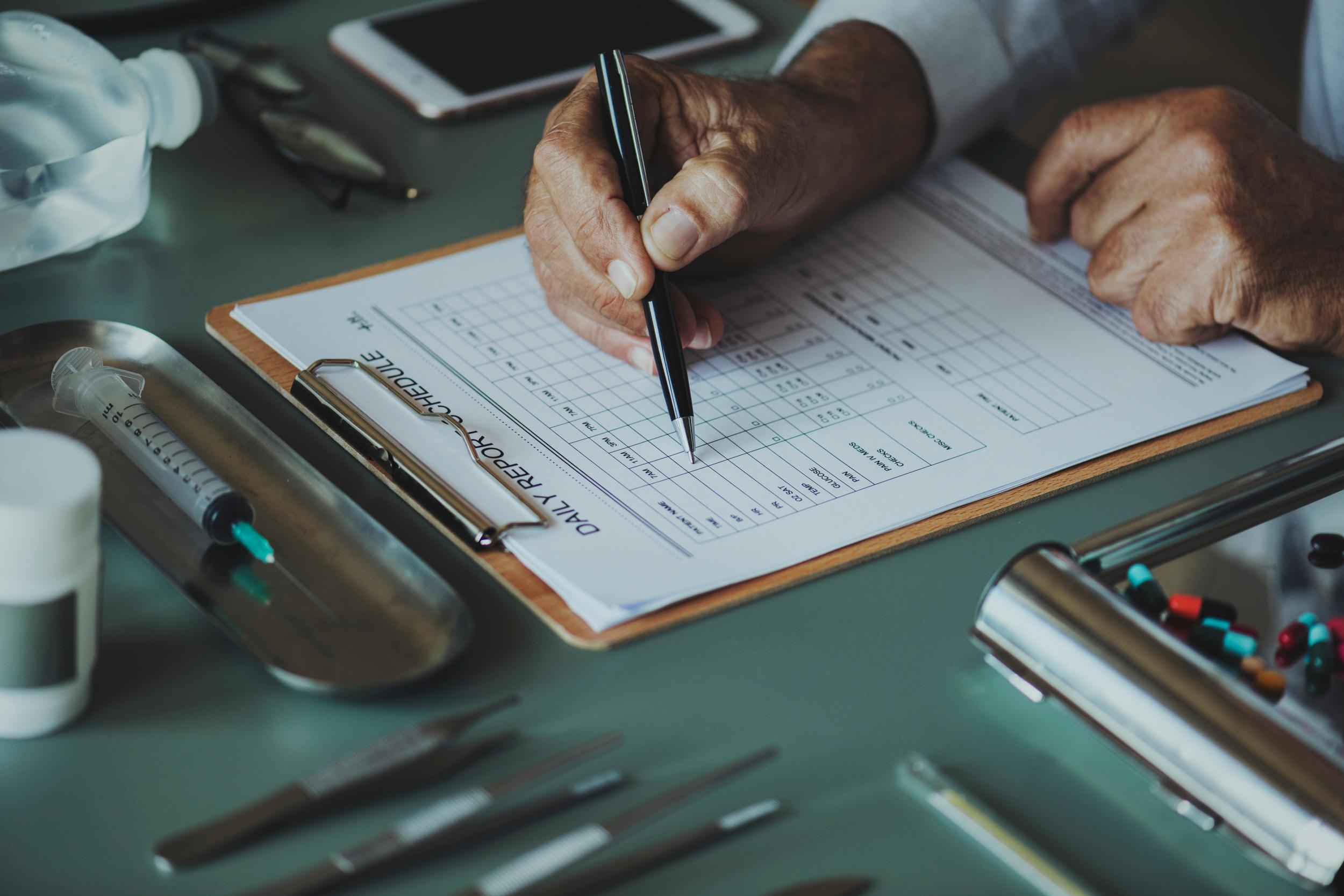 Nieuwe registerverplichting voor organisaties die genetische, biometrische of gezondheidsgegevens verwerken.